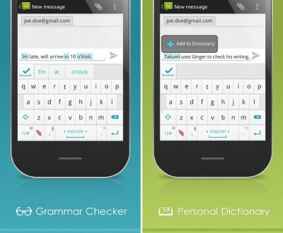 Spell Check & Grammar Keyboard