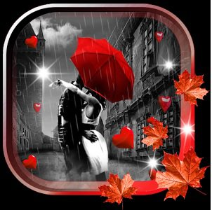 Autumn Love HD live wallpaper