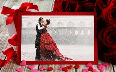 Romantic Photo Frames
