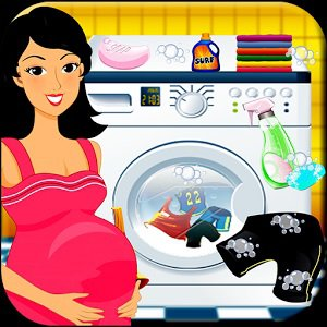 My Mommy Newborn Baby Laundry