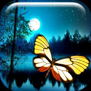 Mariposa Grove Live Wallpaper