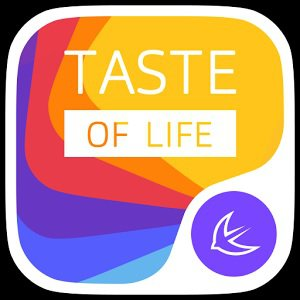 Taste of Life theme for APUS