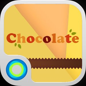 Chocolate Hola Launcher Theme