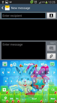 Easter Keyboard