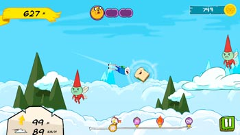 Adventure Time: Crazy Flight